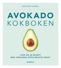 bokomslag Avokado kokboken