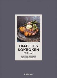 bokomslag Diabeteskokboken för män