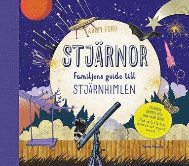 bokomslag Stjärnor : familjens guide till stjärnhimlen