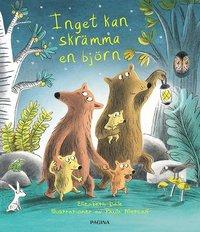 bokomslag Inget kan skrämma en björn