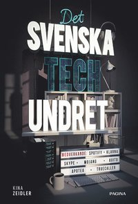 bokomslag Det svenska techundret