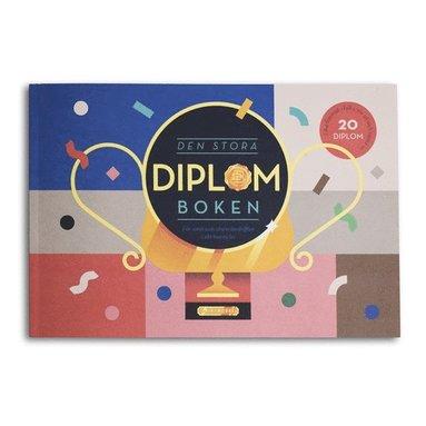 bokomslag Diplomboken för barn