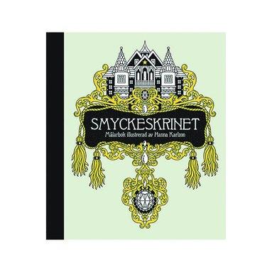 bokomslag Smyckeskrinet - Målarbok