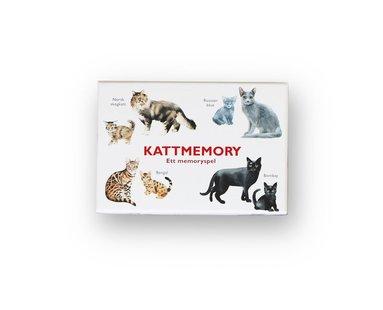 Spel Kattmemory