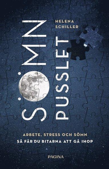 bokomslag Sömnpusslet : arbete, stress och sömn så får du bitarna att gå ihop