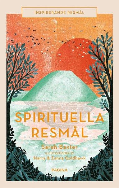 bokomslag Inspirerande resmål : spirituella resmål