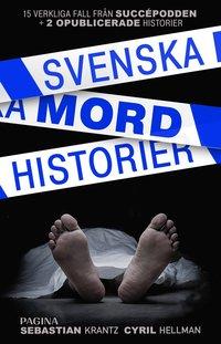 bokomslag Svenska mordhistorier