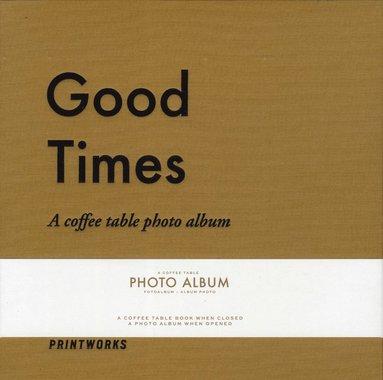 bokomslag Photo Album - All Those Little Things (S)