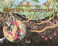bokomslag Magdans i underjorden