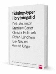 bokomslag Tidningstyper i brytningstid : typografiska essäer ur Design Typografi Produktion 1992-1995