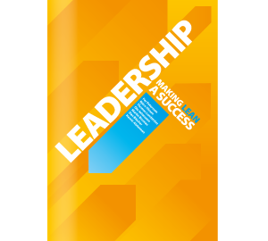 bokomslag Leadership - Making Lean a Success