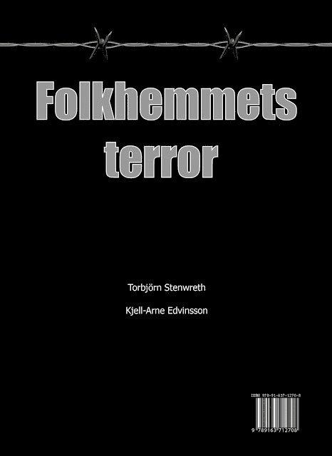 Folkhemmets terror 1