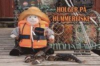 bokomslag Holger på hummerfiske