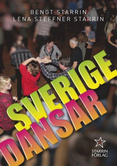 bokomslag Sverige Dansar