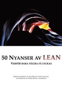 bokomslag 50 nyanser av Lean : varför bara några få lyckas