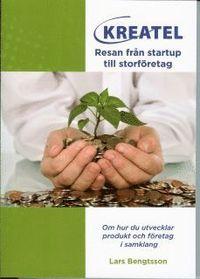 bokomslag Kreatel - Resan från startup till storföretag