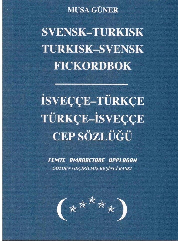 Svensk-turkisk, turkisk-svensk fickordbok 1