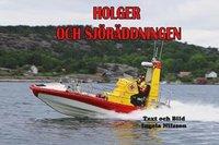 bokomslag Holger och sjöräddningen