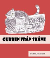 bokomslag Gubben från Skåne