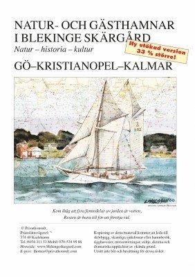 bokomslag Natur- och gästhamnar i Blekinge : natur-historia-kultur / Gö-Kristianopel-Kalmar