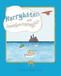 bokomslag Harrybåten och bestämmarugglan