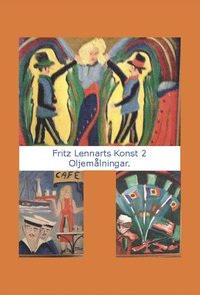 bokomslag Fritz Lennarts Konst 2