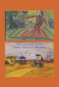 bokomslag Fritz Lennarts Konst