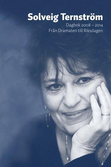bokomslag Solveig Terntröm : dagbok 2008-2014 - från Dramaten till Riksdagen
