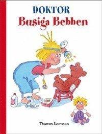 bokomslag Doktor Busiga Bebben