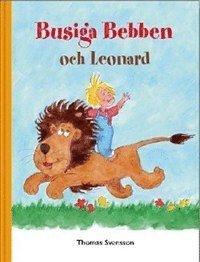 bokomslag Busiga Bebben och Leonard