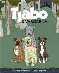 bokomslag Tjabo & vargarna