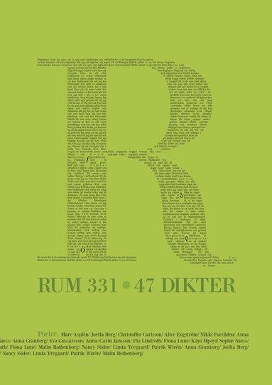 bokomslag Rum 331 : 47 dikter
