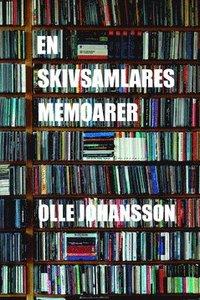 bokomslag En skivsamlares memoarer