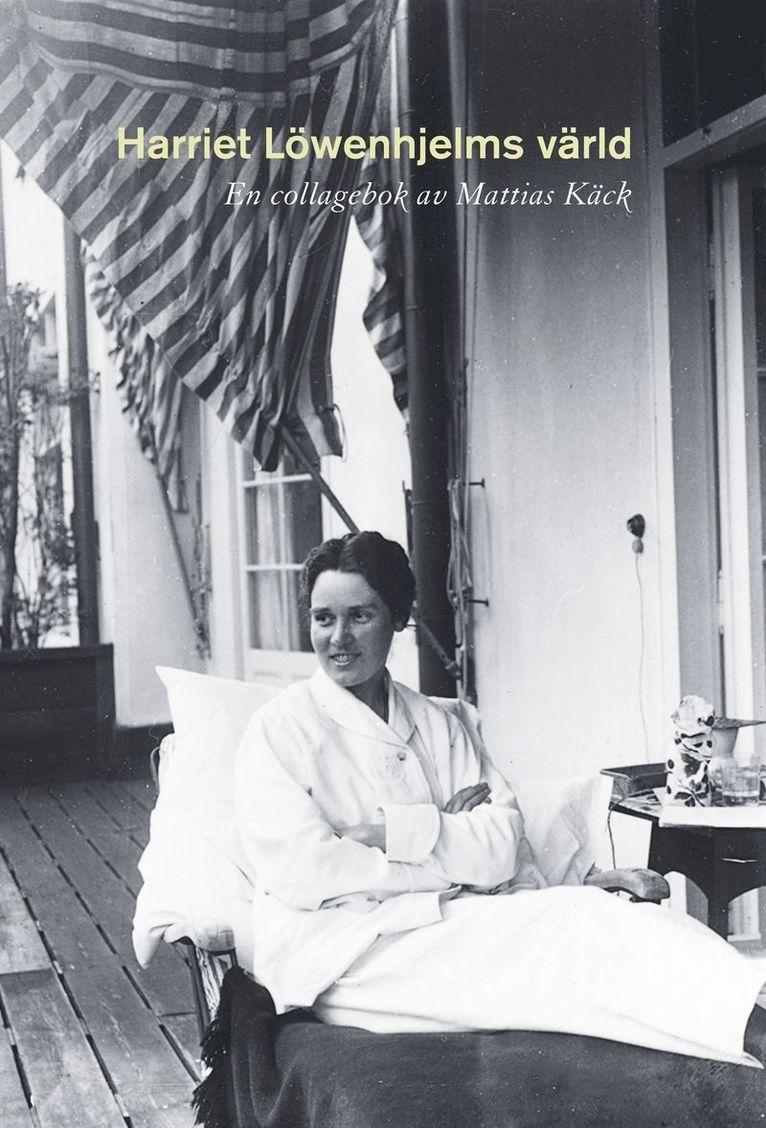 Harriet Löwenhjelms värld : en collagebok 1