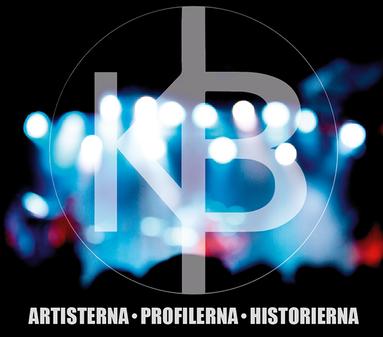 bokomslag KB - Artisterna, Profilerna, Historierna