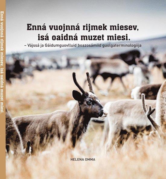 Mamma ser en rijmek kalv, pappa ser en muzet kalv : Vájssá och Gáidumområdenas renhårsterminologi 1