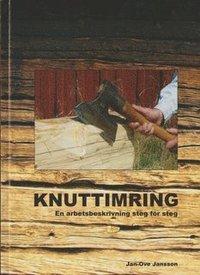 bokomslag Knuttimring : en arbetsbeskrivning steg för steg