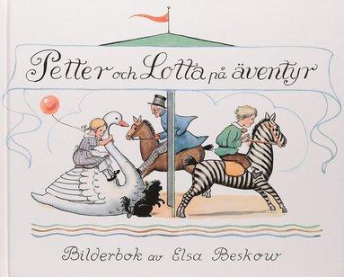 bokomslag Petter och Lotta på äventyr