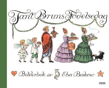 bokomslag Tant Bruns födelsedag
