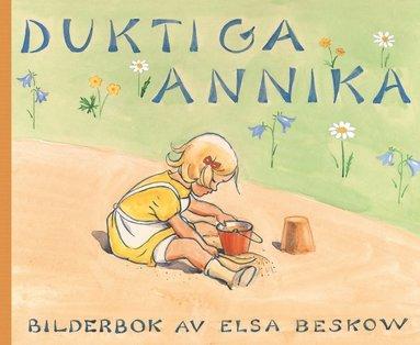 bokomslag Duktiga Annika