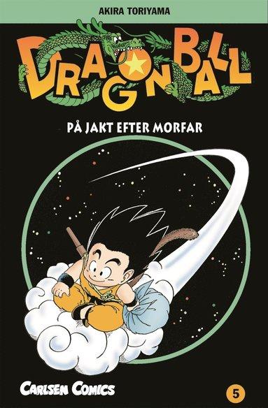 bokomslag Dragon Ball 05 : på jakt efter morfar