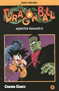 bokomslag Dragon Ball 06 : monster nummer 8