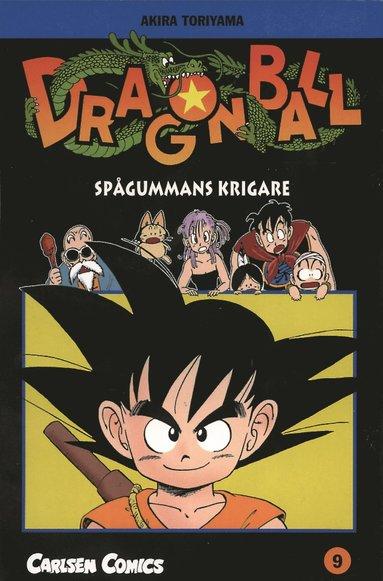 bokomslag Dragon Ball 09 : spågummans krigare