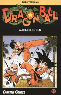 bokomslag Dragon Ball 10 : mirakelkuren