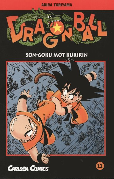 bokomslag Dragon Ball 11 : Son-Goku mot Kuririn