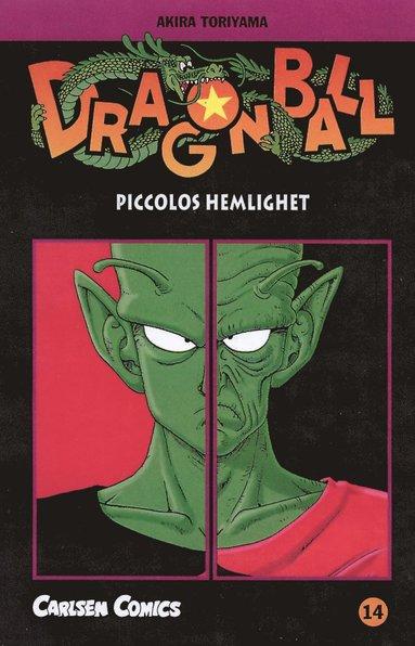 bokomslag Dragon Ball 14 : Piccolos hemlighet