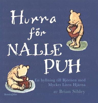 bokomslag Hurra för Nalle Puh!