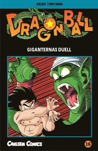 Dragon Ball 16 : giganternas duell