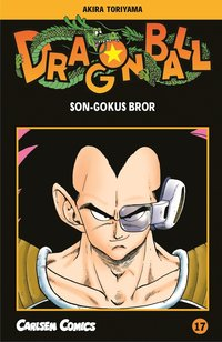 bokomslag Dragon Ball 17 : Son Gokus bror
