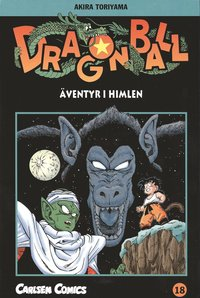 Dragon Ball 18 : äventyr i himlen